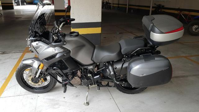 Yamaha st 1200 super tenere raridade unica na olx