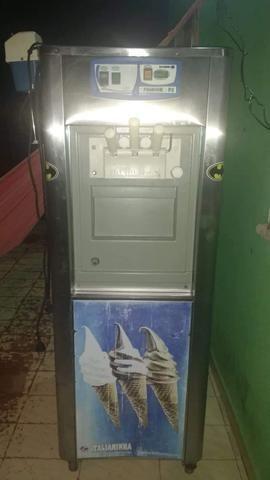 Máquina de sorvete super nova