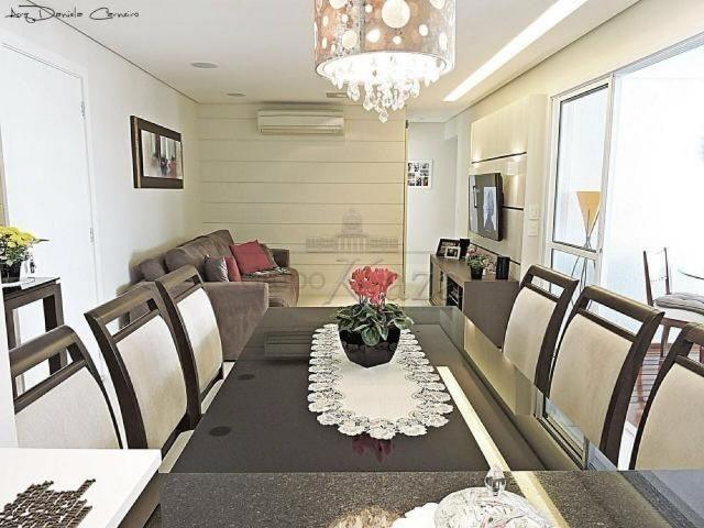 Apartamento 2 dormitórios 90 m² Jd. Aquarius - Foto 7