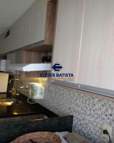 Apartamento à venda com 3 dormitórios em Recreio das laranjeiras, Serra cod:AP00097 - Foto 6