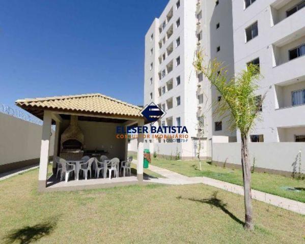 Apartamento à venda com 3 dormitórios em Recreio das laranjeiras, Serra cod:AP00097 - Foto 9