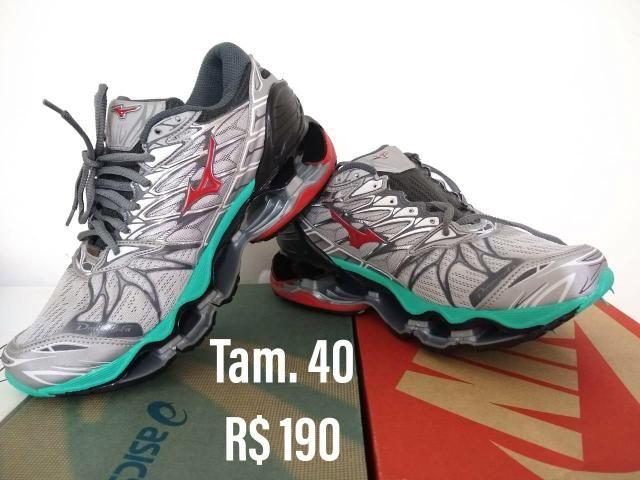 59f8f4ab251 Tênis primeira linha - Roupas e calçados - Jardim Sumarezinho ...