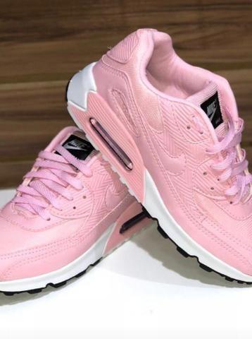 6044612a64c Tênis Nike air max 90 feminino masculino promoção barato - Roupas e ...