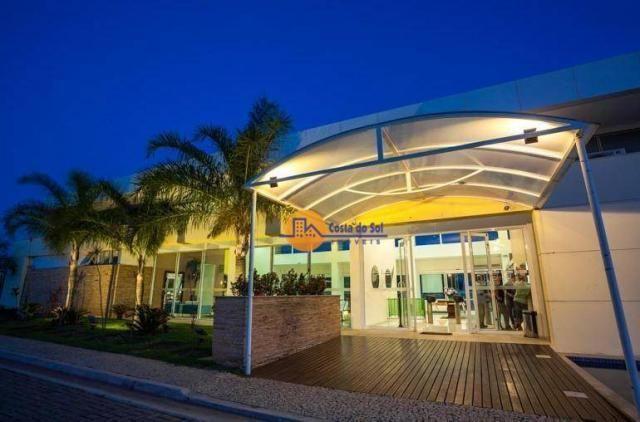 Terreno à venda, 396 m² por r$ 105.000,00 - alphaville - rio das ostras/rj - Foto 6
