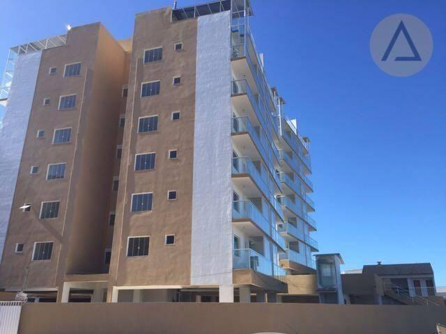 Cobertura com 2 dormitórios à venda, 122 m² por r$ 370.000 - lagoa - macaé/rj - Foto 3