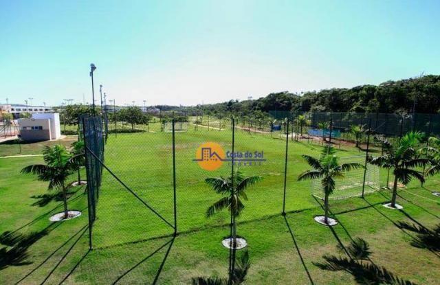 Terreno à venda, 396 m² por r$ 105.000,00 - alphaville - rio das ostras/rj - Foto 8