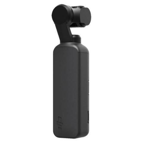 Câmera DJI Osmo Pocket OT110 Gimbal Estabilizador Preto - Foto 4