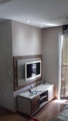 Ótimo apartamento em Campo Grande-2 quartos-aceito terreno, loja ou veículo como entrada - Foto 5