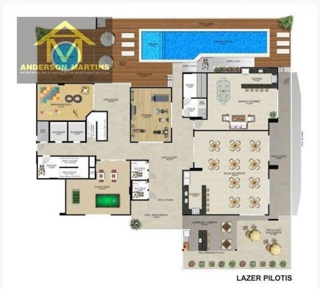 Apartamento de 2 quartos na Praia da Costa Cód: 15606 - Foto 9