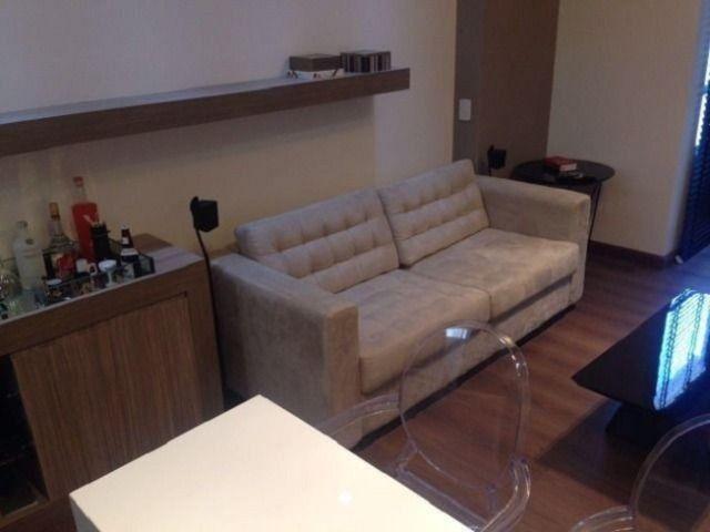 Apto no Condomínio Inter Atlântico Residence, Mobiliado, Venda ou Locação - Foto 5