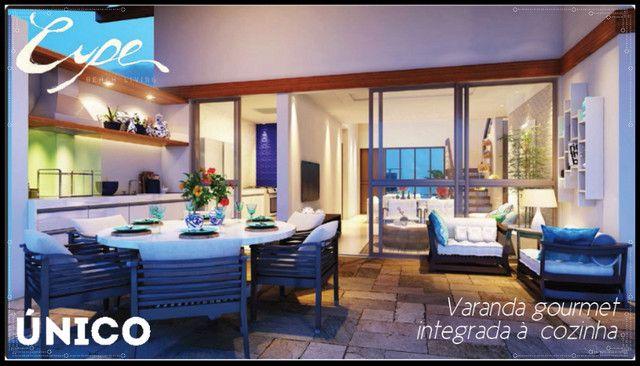 GN- Casa duplex na praia do Cupe, 4 quartos, piscina privativa, varanda gourmet - Foto 18