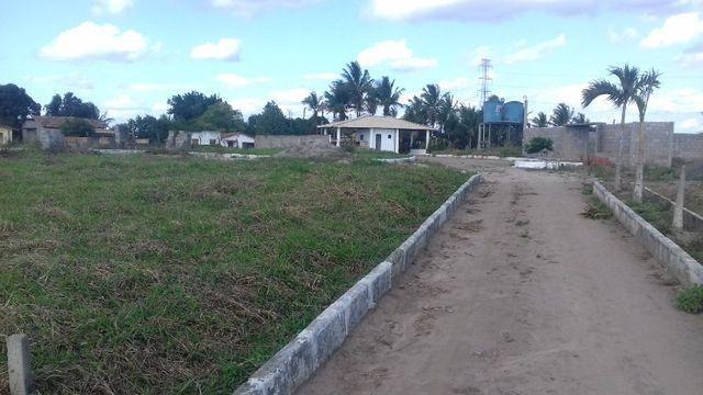 Sapeaçu Ville, Loteamento escriturado, 350 m², frente Rodoviária Sapeaçu, infraestrutura - Foto 11
