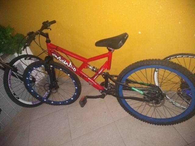 Colli bike aro 26 freio hidraulico - Foto 2
