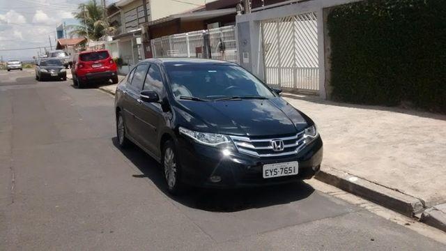Honda City Ex 2013 1.5 aut - Foto 12