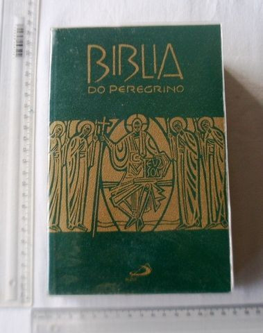 Livro Religioso - Bíblia do Peregrino - Luís Alonson Schökel - 2002 - Foto 3