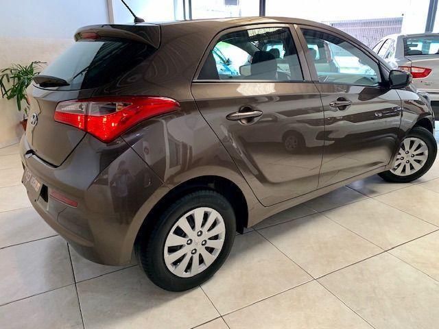 Hyundai- HB20 Comfort 1.0 * Completo * Marron Terra De Cor Maravilhosa 2018/2018 - Foto 4