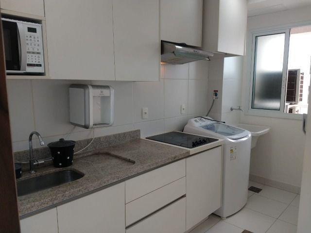 Apartamento de 2 quartos - 100% mobiliado - Jardim Goiás ? Metropolitan - Foto 5