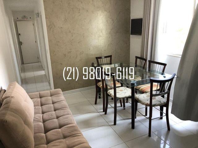 Oportunidade: Apartamento no Camorim, 3 quartos, vista livre, só 330mil, financia - Foto 3