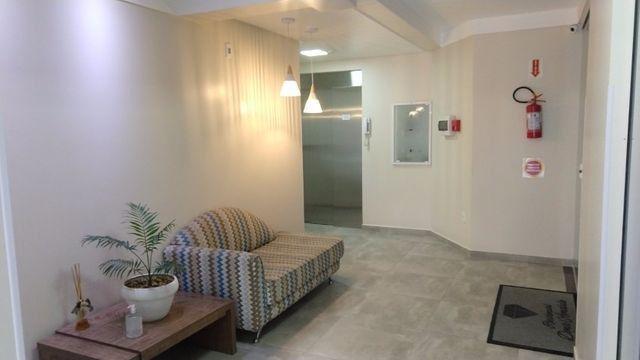Apartamento à 300m mar com 02 dorms, novo, excelente mobilia!!! - Foto 4