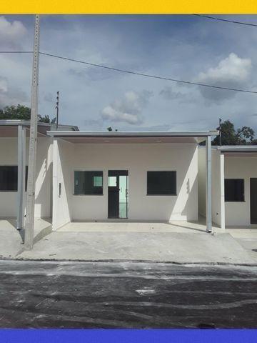 Cd Fechado Casa Nova Pronta Pra Morar 3qrts No Parque 10 nyqop sjyax - Foto 6