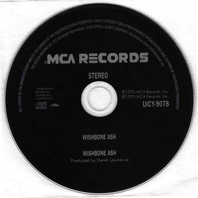 Wishbone Ash - Wishbone Ash - Foto 4