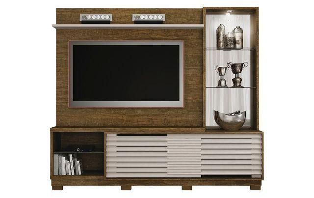 Home Painel suspenso Para TV Até 65 Polegadas - Foto 2