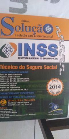 Apostila INSS ultimo concurso