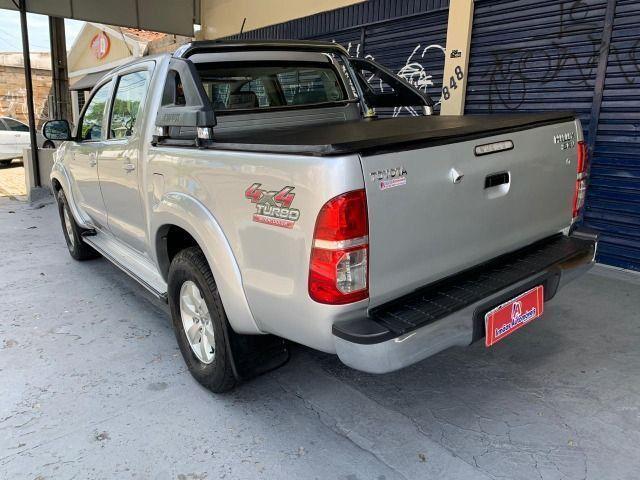 Toyota Hilux SRV 3.0 4x4 Diesel 2013 - Foto 6