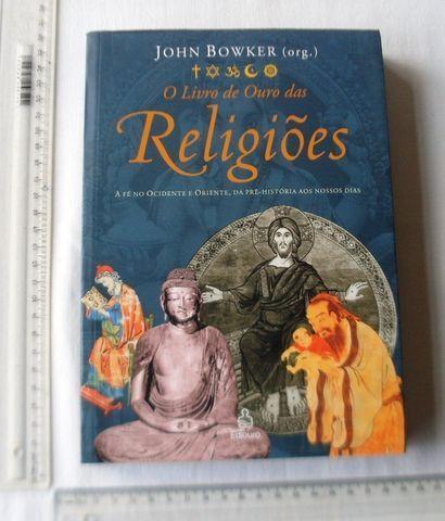 Livro Religioso - O Livro de Ouro das Religiões - John Bowker - 2004 - Foto 3