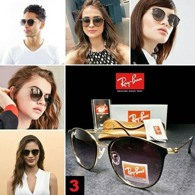 Óculos de Sol Rayban RB 3546 com Proteção UV - Foto 3