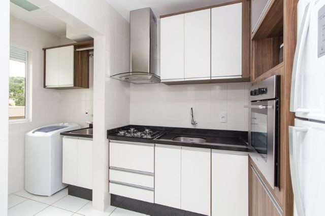 Apartamento Santa Cândida 3 quartos, documentação inclusa. - Foto 2