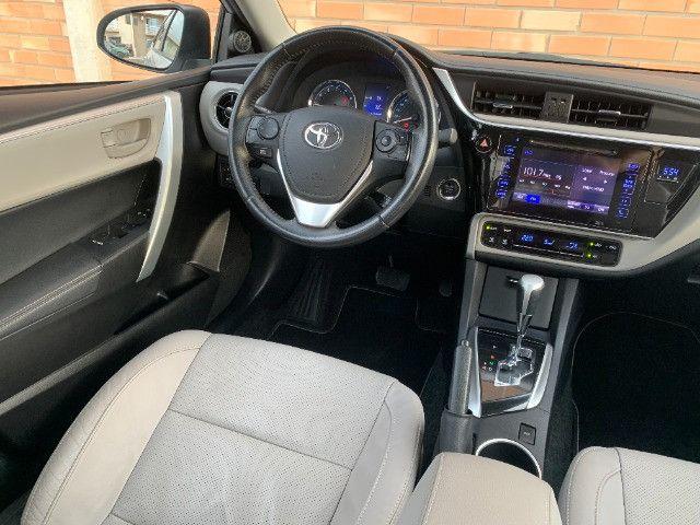 Toyota Corolla XEI 2018 aceito troca e analiso propostas - Foto 7