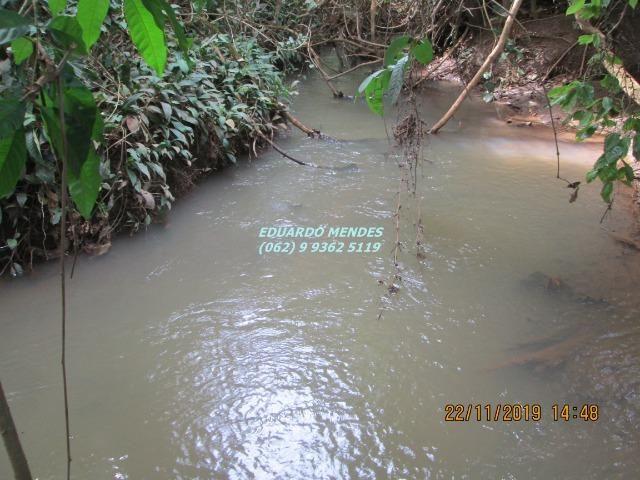 Oportunidade de adquirir sua Chácara de lazer c/ água a 1 km de Gameleira de GO