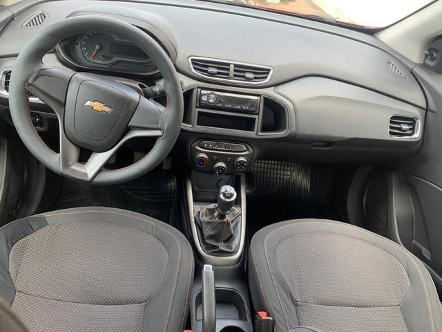 Chevrolet Onix 1.0 LT 12/13 completo pegamos carros e motos como entrada - Foto 2