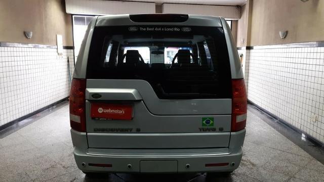 Land Rover Discovery 3 Diesel 2009 Blindada - Foto 4