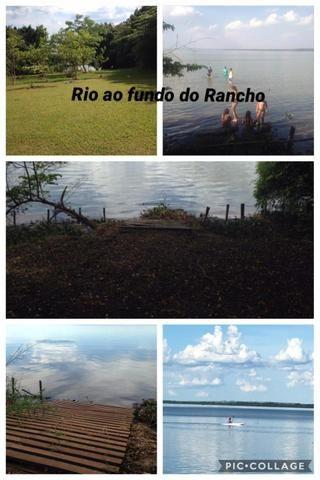 Rancho para temporada-Distrito Campinal- P. Epitácio/SP - Foto 3