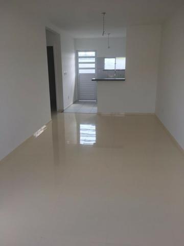 34 Maria Isabel 2 - Casas com 2 quartos 64m2 na região do Araçagi! - Foto 6