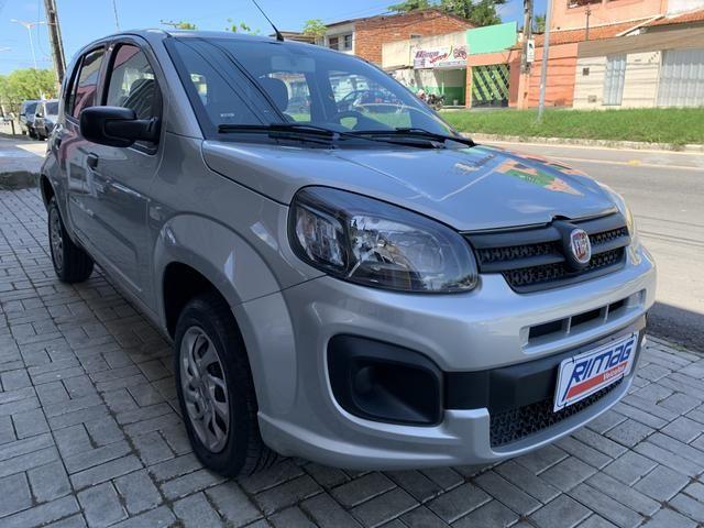Fiat Uno Drive 1.0 Flex 5p (2019) - Foto 2