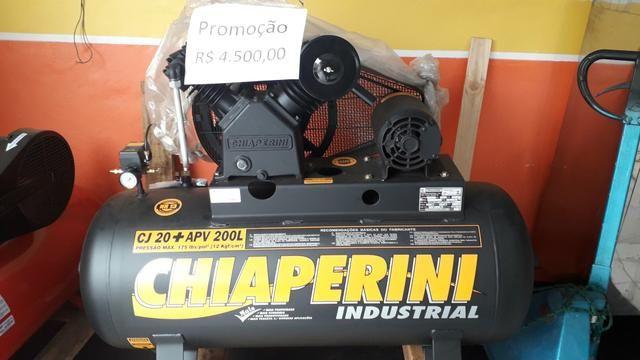 Compressor 20+apv