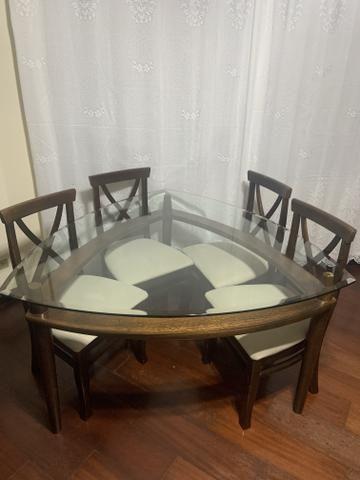 Vende-se Mesa de Jantar - Foto 2