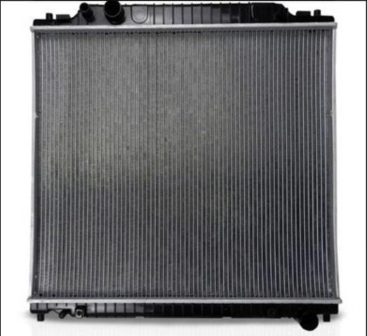 Radiador F250 F350 F4000 1998 1999 2000 até 2012