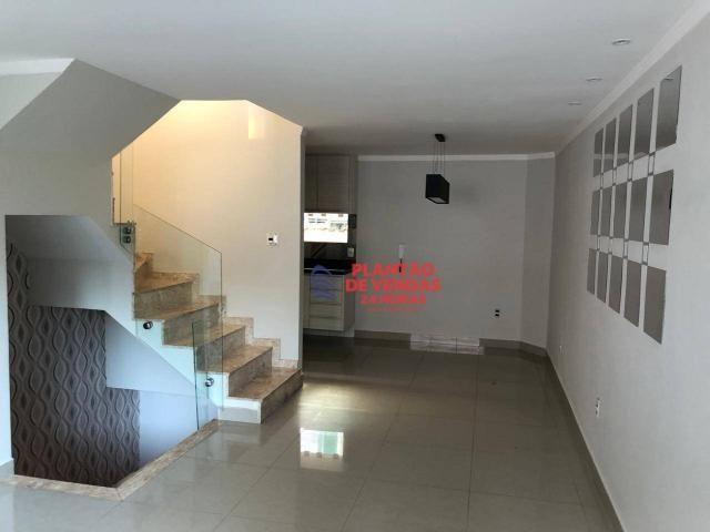 Casa Triplex na Gloria com 2 quartos e churrasqueira - Foto 4