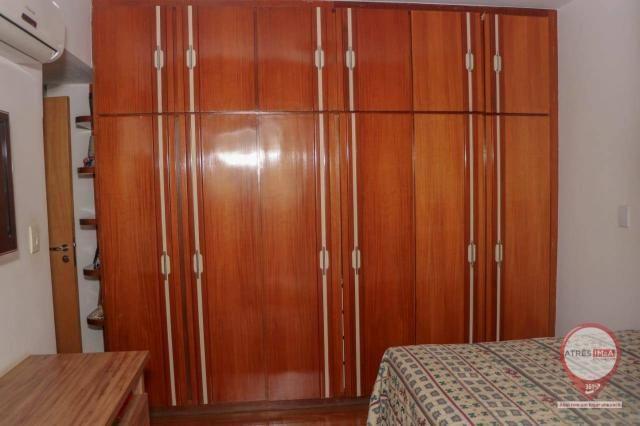 Cobertura com 4 dormitórios para alugar, 304 m² por R$ 6.000,00/mês - Setor Oeste - Goiâni - Foto 17