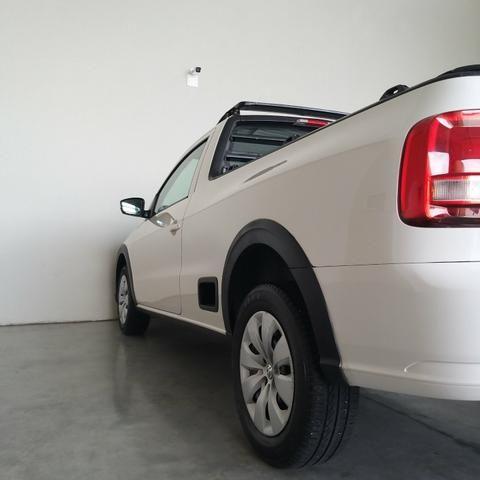 VW SAVEIRO ROBUSTER 1.6 total flex 2018 - Foto 10