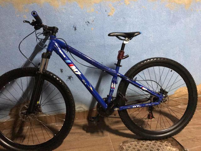 Bicicleta aro 29 nova! pra ir logo,passo cartão - Foto 2