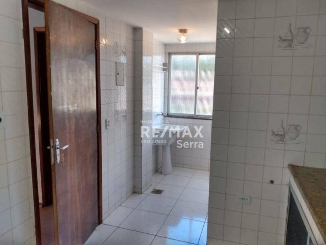 Cobertura com 2 dormitórios para alugar, 60 m² por R$ 1.200,00/mês - Vale do Paraíso - Foto 9