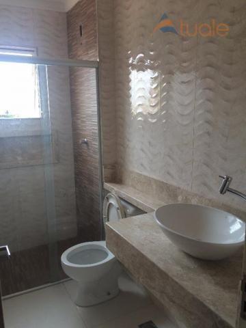 Casa com 2 dormitórios para alugar, 55 m² por R$ 1.000,00/mês - Parque Villa Flores - Suma