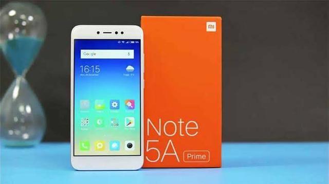 Xiaomi note 5A primer 32 GB / 3 GB de ram vendo ou troco leia o anúncio - Foto 4