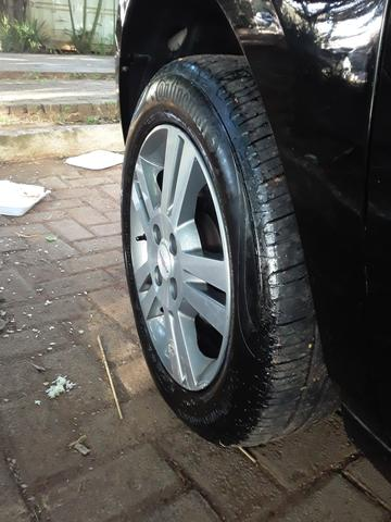Agile 1.4 LTZ manual 2013 - Carro de concessionária Goiânia - Foto 7