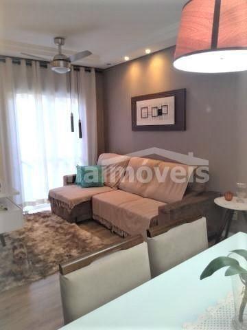 Apartamento à venda com 3 dormitórios em São bernardo, Campinas cod:AP007992 - Foto 3